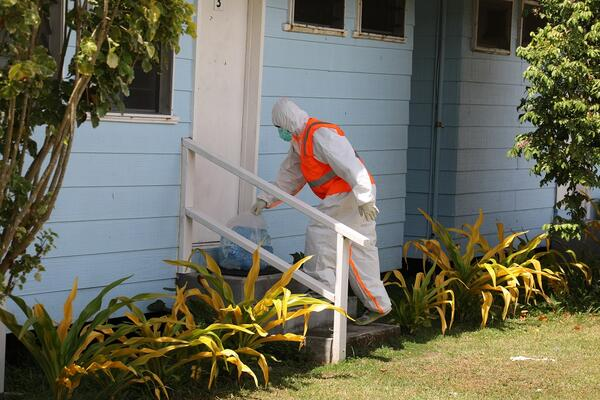 Of the sixteen quarantine sites, fifteen are located in Honiara City and one in Western Province.