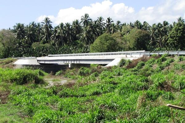SIRIP 2, cofinanced by the Asian Development Bank (ADB), Australia, New Zealand Aid Programme and the European Union was implemented across areas of Malaita, Western, Central, Isabel, Makira, and Guadalcanal provinces.