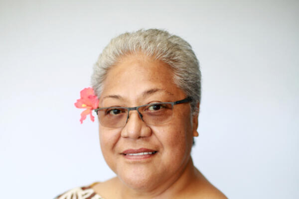 Fiame Naomi Mata'afa (above) unseated the world's second-longest serving prime minister - Tuilaepa Sailele Malielegaoi - who has been ruling the country since 1998.
