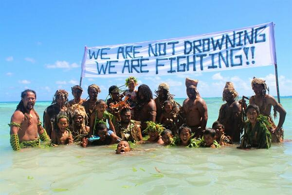 """""""As a collective of young Pacific people, we will call for greater ambition on climate action. The two-day gathering is designed to empower Pacific youth and leverage the expertise and knowledge we all share to amplify the story of our region."""""""