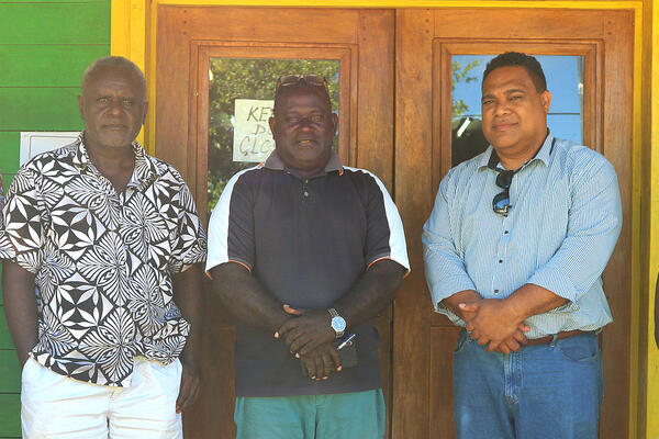 Dr. Forau explained that the purpose of the current consultations will help CBSI, and the Solomon Islands Government (SIG) including their stakeholders/partners, to develop ideal strategies that utilize these new developments in the country.