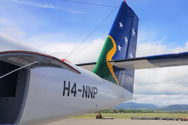 """""""We believe this is a win-win solution as we understand the financial pressure everyone is under as a result of the current pandemic, and through this fare offer we can encourage earlier bookings,"""" said Colin Sigimanu, Manager Commercial for Solomon Airlines."""