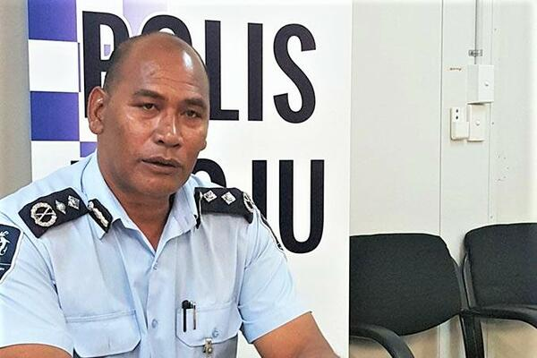 """""""Police has a mandated role to do their duties without any political interest or influence."""""""