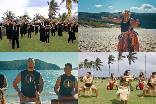 The two-and-a-half-hour show featured contributions from 12 Pacific island nations, including musical performances from Jahboy of the Solomon Islands, Mia Kami of Tonga, Juny B of Kiribati, Te Vaka of New Zealand and many more.