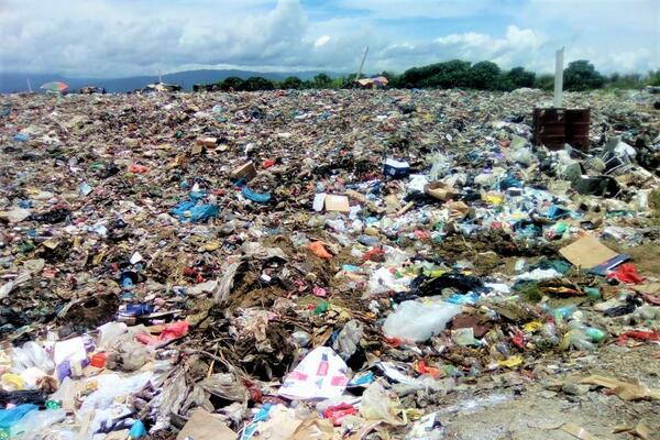 Body of Dead Infant Found at Ranadi Dump Site