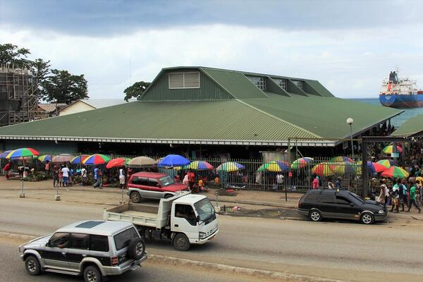 The proposed markets are aimed to minimise overcrowding at the Central Market during the 2023 Pacific Games.
