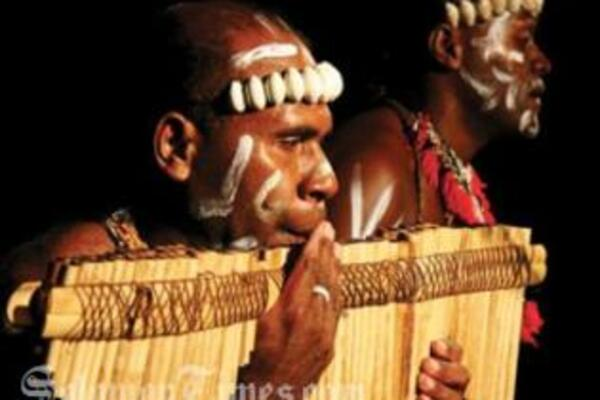 Solomon Islands are hosting the 11th Festival of Pacific Arts from the 1st to the 14th of July 2012.