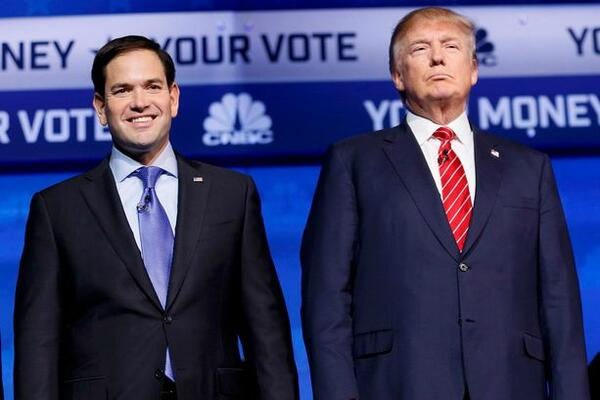 Sen. Marco Rubio unsuccessfully sought the Republican nomination for the President of United States in 2016, losing out to the current President Donald Trump.