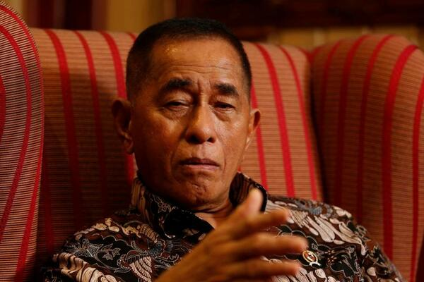 Indonesia's Defence Minister, Ryamizard Ryacudu, warned that Indonesia will not stay silent when its sovereignty is compromised.