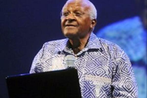 """Without the truth one cannot reconcile,"" said Archbishop Tutu."