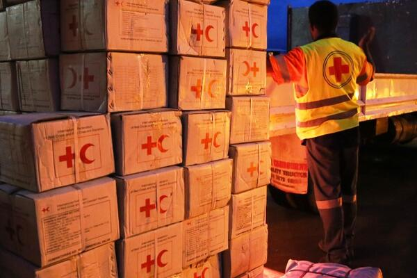 The NDMO is still coordinating and distributing disaster relief support to evacuation centres on an ongoing basis. It is working in conjunction with the Red Cross, Oxfam, Save the Children, World Vision, the Honiara City Council Emergency Operation Centre and the Internally Displaced Persons welfare cluster.
