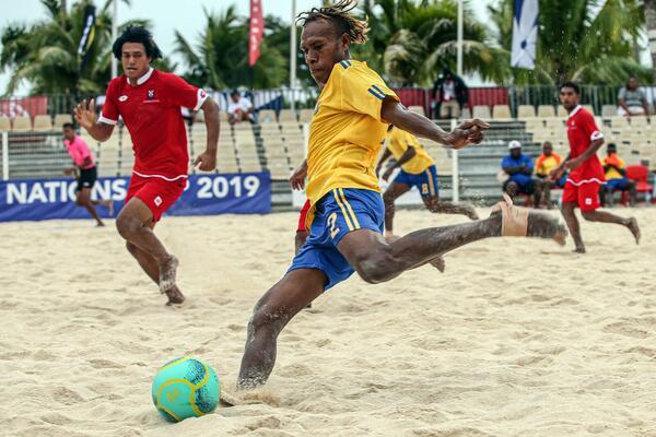 Bilikiki Beats Tonga 7-1