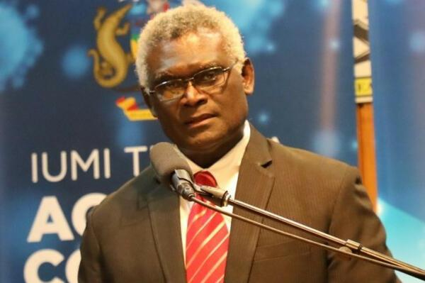 Prime Minister Sogavare says this will be achieved through efficient management, utilization, and protection of the country's natural resources.