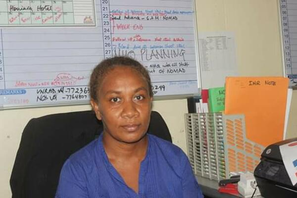 Solomon Islands Red Cross Society Appoints New Health Manager