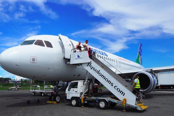 Solomon Airlines Confirms 26 May Repatriation Flight
