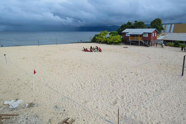 Beautiful Kwai island has long been known for its white, sandy beaches and is now host to the Malaita Beach Soccer Tournament.