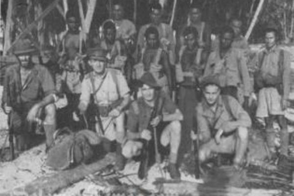 The Coastwatchers became legendary figures in the South Pacific war, living for months in enemy-surrounded jungle, subsisting on what they could find, and operating on their nerve.