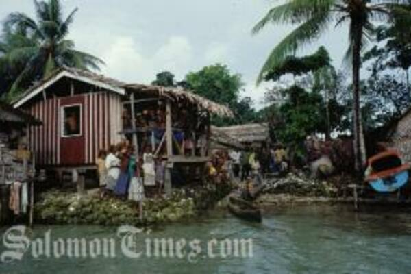 Like any other Pacific countries, Solomon Islands remain very vulnerable to climate change.