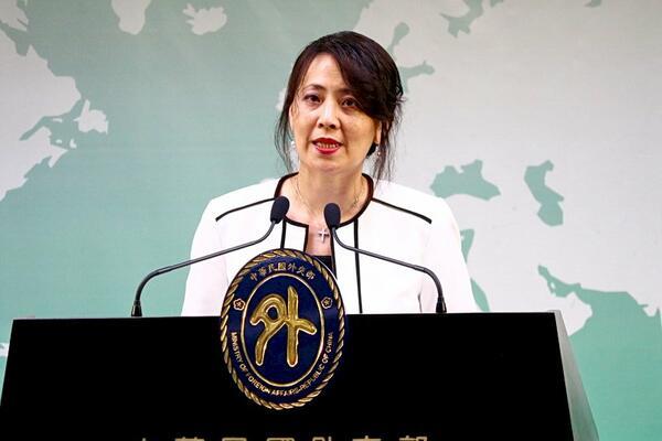 Taiwan's Ministry of Foreign Affairs (MOFA) spokeswoman Joanne Ou.