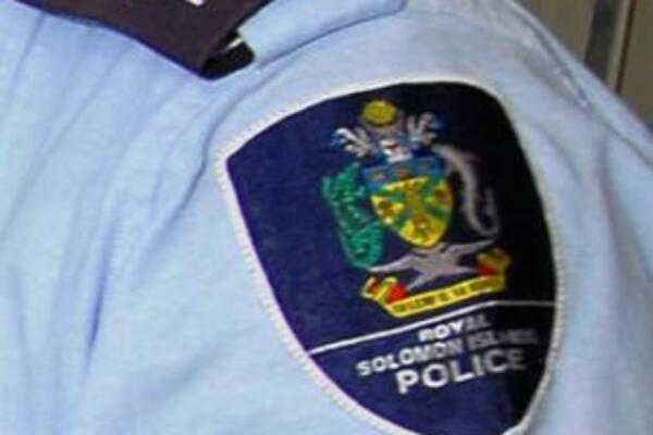 The 22 year old man was arrested and taken to Honiara City police where he was charged with one count of assault causing actual bodily harm.