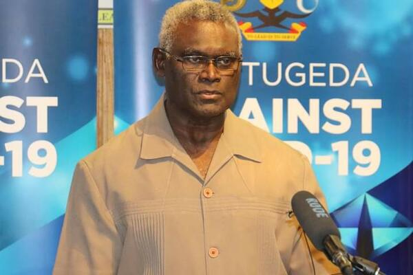 Prime Minister Sogavare said it is important that all persons in quarantine must adhere to Covid-19 preventative measures.
