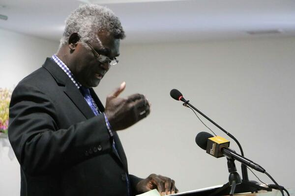 Prime Minister Sogavare denied receiving any form of political donation, while the opposition demanded an investigation.