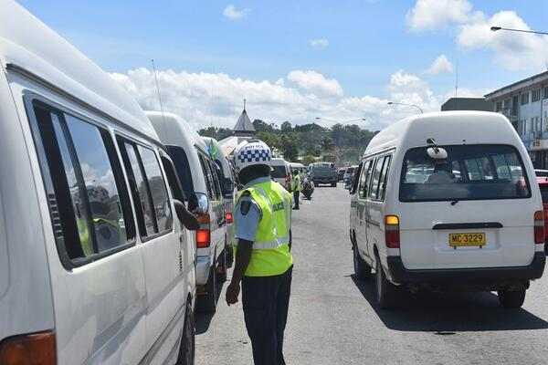 Of specific focus at this meeting was the traffic congestions experienced in Honiara. It is believed that the Road Transport Board (RTB) is the right body to address some of the traffic issues Honiara City is currently facing.