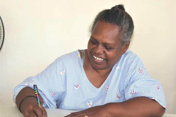 Founder and Director, Ms. Ruth Maetala, is a local social entrepreneur with more than 20 years of development experience in the Solomon Islands.