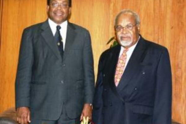 Papua New Guinea Prime Minister, Grand Chief Sir Michael Somare said it is pleasing to note that cooperation between the two countries have grown from strength to strength over the years.