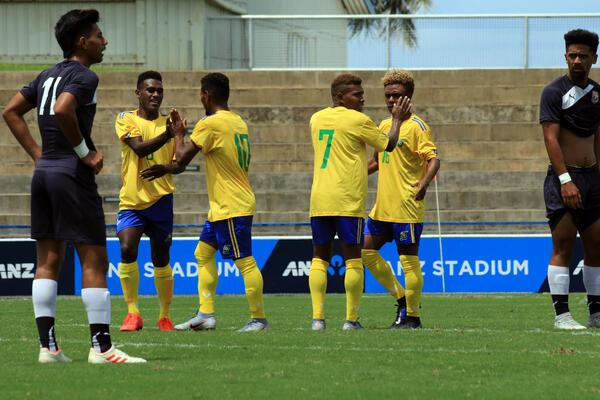 Solomon Islands and New Zealand Take Charge in Group A