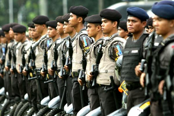 There are also plans for Indonesian police to be involved in the continued training of the RSIPF.