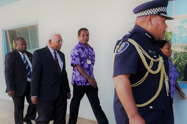 Governor General Declare State of Public Emergency in Solomon Islands