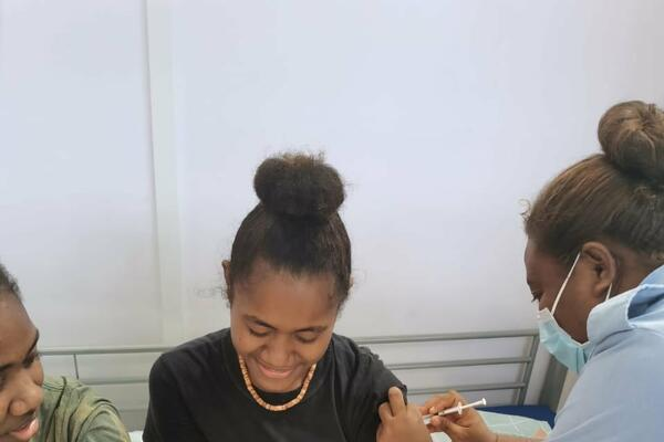 Ministry of Health is calling on all persons 18 years and above in Honiara and parts of Guadalcanal that can easily access the Central Field Hospital.