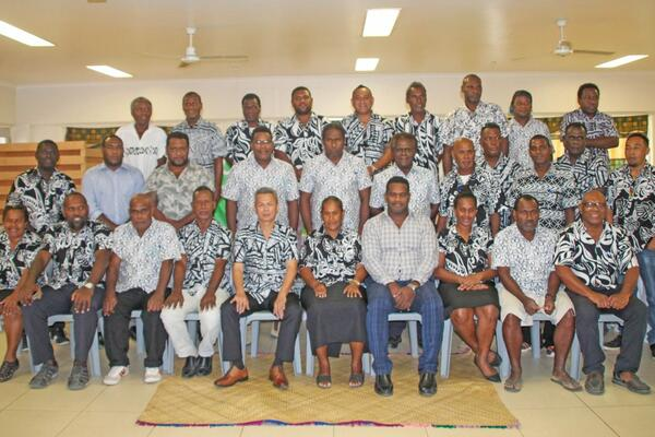 The Solomon Islands Football Federation (SIFF) Congress during their recent meeting in Honiara.
