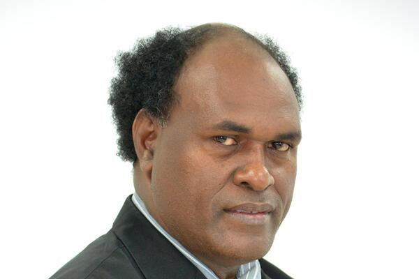 Member of Parliament for West Are'are, Hon. John Maneniaru.