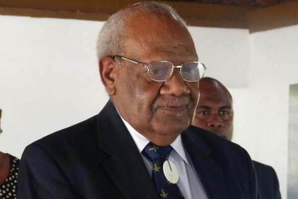Mr Oti has had a long and distinguished career as a public servant, politician and most recently diplomat, serving as Solomon Islands High Commissioner to Fiji.