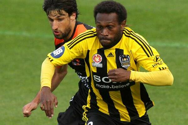 Benjamin Totori has left the Wellington Phoenix after agreeing to an early end to his contract.