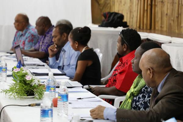 The meeting which is currently underway at Gizo Hotel followed on from the 7th JBC held in Kokopo, East New Britain Province of Papua New Guinea in 2016.