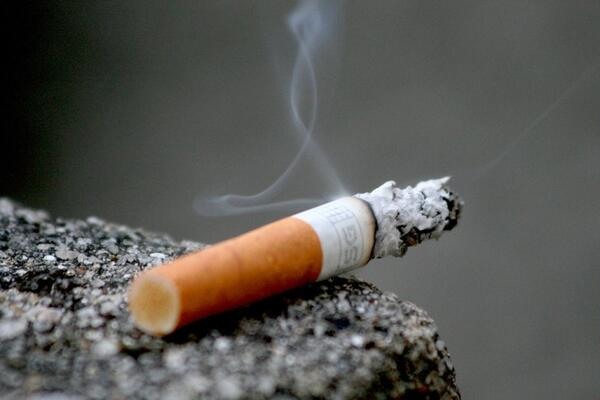 Smoking has been banned at all public-transport under the Tobacco control Act since January this year.