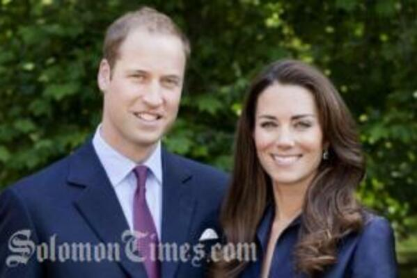 Will and Kate Confirmed for September