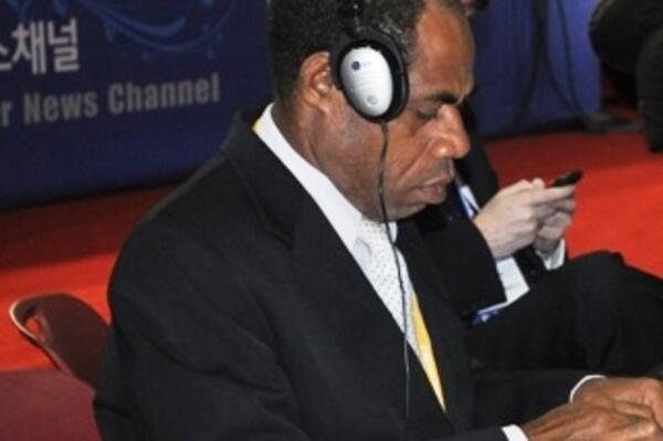 Late Walter Nalangu was the Editor in Chief of News and Current Affairs at the Solomon Islands Broadcasting Corporation (SIBC).