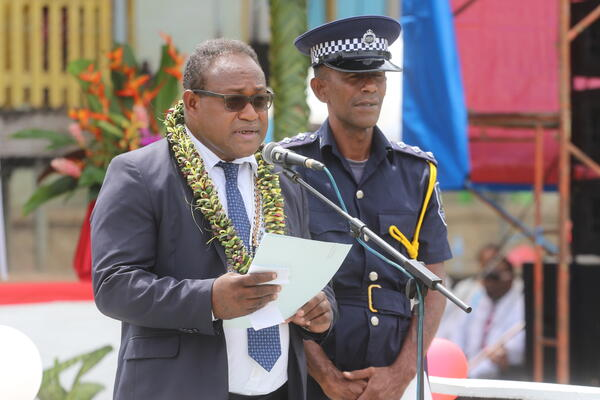 The deputy Prime Minister acknowledged all Malaita leaders, both past and present that have contributed immensely towards the development of Solomon Islands.