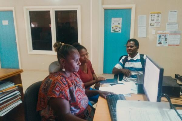 He says the Guadalcanal province agriculture office will only assist farmers in certain requirements needed to fulfil the criteria in the applications.