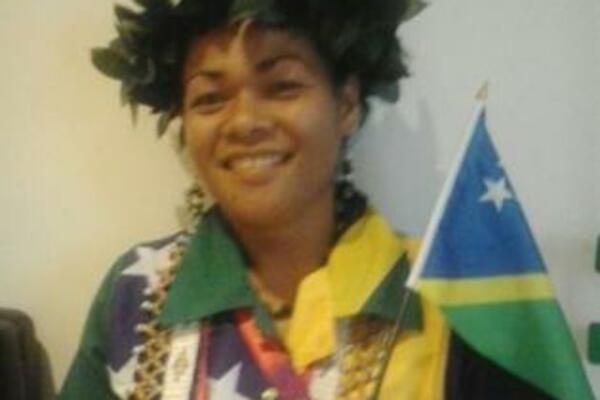 Hellen Tasaunga is the only sole athlete representing Solomon Islands in the Paralympics.