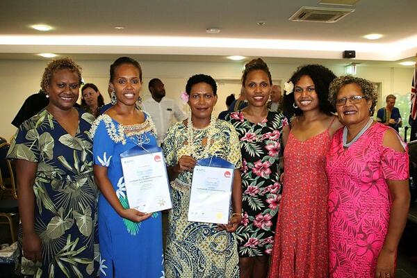 One hundred and six Solomon Islanders, including 63 women, graduated with internationally recognised qualifications and awards in 17 technical and vocational programs.
