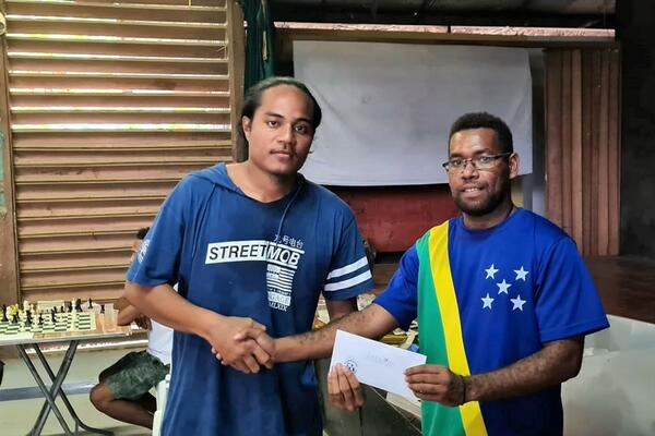 Solomon Islands Chess Federation has endorsed Fred Resture to represent Solomon Islands in the 2021 Oceania Zone 3.6 Hybrid Competition for the World Cup Selection.