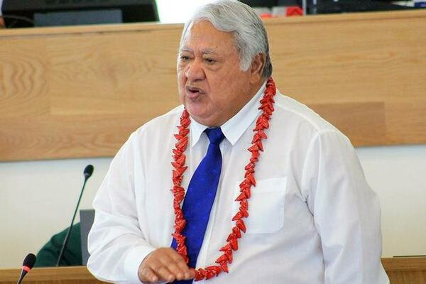 The caretaker Prime Minister, a man fond of bombastic rhetoric, has shown little evidence that he has contemplated the shattering fact that the people of Samoa have voted and decided that they no longer want him to run the country.