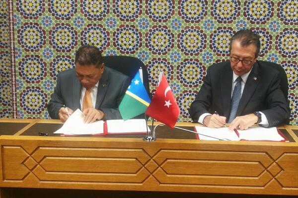 Govt Signs Air Services Agreement With Turkey and UAE