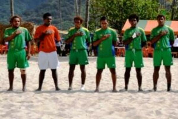 Teams Urged to Finalize Team Registration for Beach Soccer