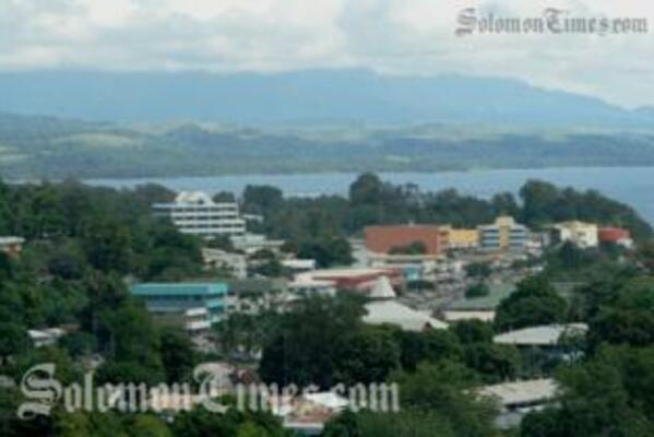 Honiara City will receive a facelift as part of the plans for the Festival of Arts in 2012.